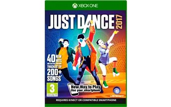 Hra Ubisoft Just Dance 2017 Unlimited (3307215967867)