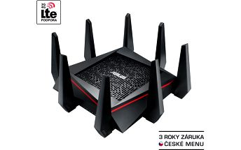 ASUS RT-AC5300, gaming router - 90IG0201-BN2G00