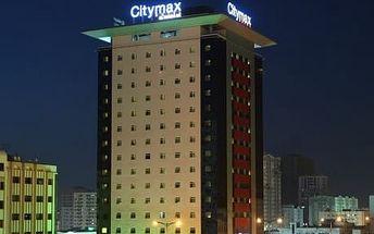 Spojené arabské emiráty - Sharjah na 8 dní, plná penze, polopenze nebo snídaně s dopravou letecky z Ostravy