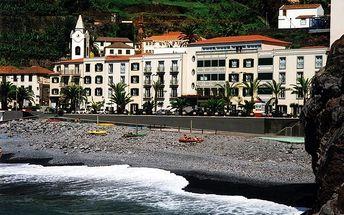 Madeira - na 11 až 12 dní, polopenze s dopravou letecky