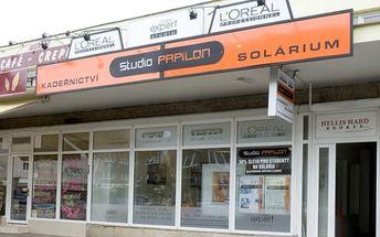 Permanentka v hodnotě 1000 Kč na výkonné solárium Mega Sun 6800 CPI a Giga Sun na Pankráci