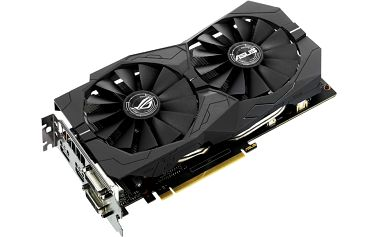 ASUS GeForce GTX 1050 ROG STRIX-GTX1050-O2G-GAMING, 2GB GDDR5 - 90YV0AD0-M0NA00