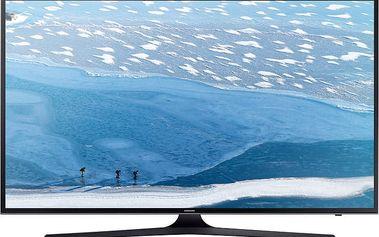 Samsung UE43KU6072 - 108cm + Klávesnice s touchpadem v hodnotě 1000 Kč