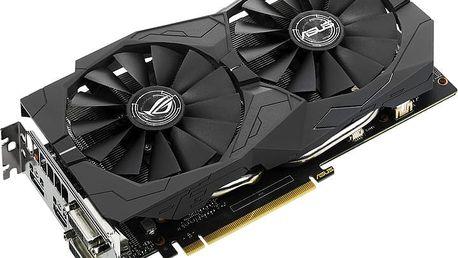 ASUS GeForce GTX 1050 ROG STRIX-GTX1050-O2G-GAMING, 2GB GDDR5 - 90YV0AD0-M0NA00