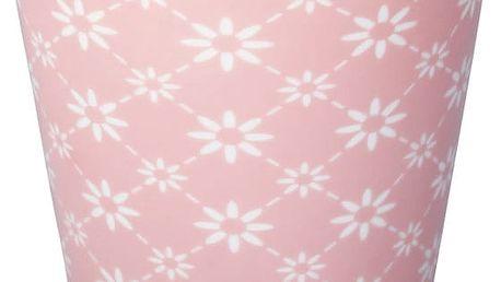 Hrnek Krasilnikoff Diagonal Pink