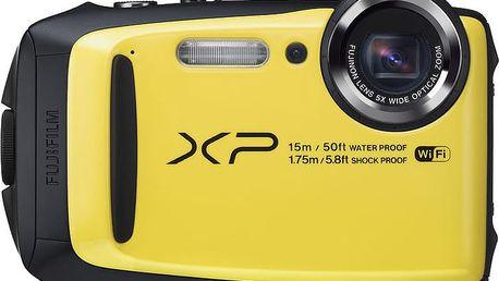 Fujifilm FinePix XP90, žlutá - 16500387