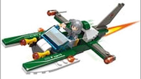 Stavebnice Sluban, báječná hračka pro ty nejmenší. Pořiďte dětem vesmírnou loď za skvělou cenu!