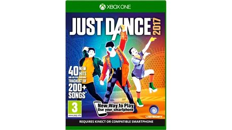 Hra Ubisoft Xbox One Just Dance 2017 Unlimited (3307215967867)