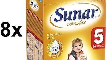Sunar Complex 5, 600g x 8ks