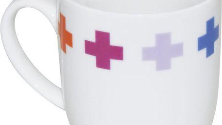 Hrnek Technicolor Cross