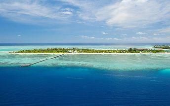 Maledivy - Jižní Atol Male na 9 až 10 dní, plná penze s dopravou letecky z Prahy