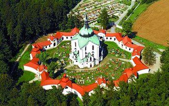 3–5denní pobyt s možností polopenze pro 2 ve Žďáru nad Sázavou v hotelu Jehla***+