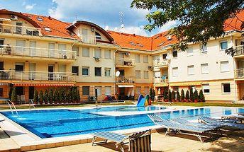 3–7denní pobyt pro 2 osoby v hotelu Panoráma Wellness Apartman v Maďarsku