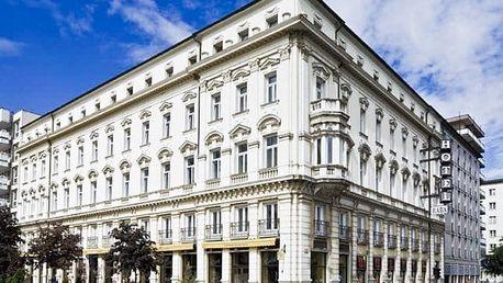 Györ luxusně v hotelu Danubius s lázněmi