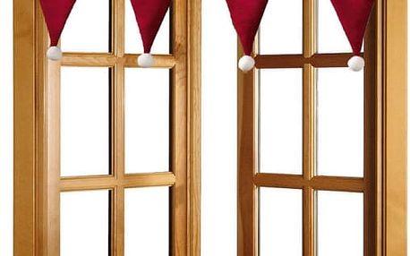 Vánoční girlanda na okno - VÝPRODEJ