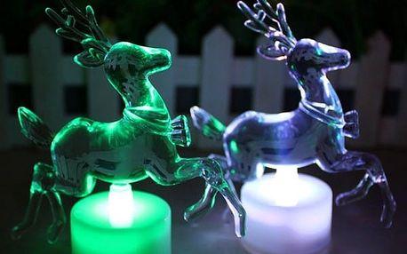 LED lampička v podobě soba - dodání do 2 dnů