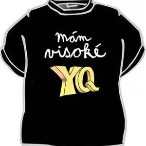 Tričko - Mám visoké YQ - XXXL