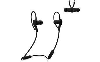 Sportovní bezdrátová sluchátka do uší