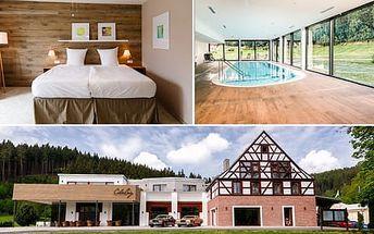 Luxusní ubytování pro dva s polopenzí, volným vstupem do wellness, masáží a spoustou výhod