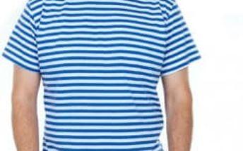 Námořnické tričko - L