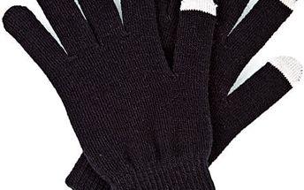 Dotykové zimní rukavice pro smartphony
