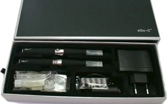 Jedna elektronická cigareta eGo-C