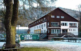 3–6denní pobyt pro 2 osoby s polopenzí v hotelu Gejzír v Karlových Varech