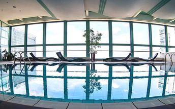 Špičkové ubytování a wellness pro dva