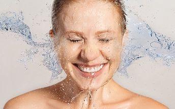 Kosmetické ošetření pleti s masáží obličeje v Plzni v kosmetickém studiu Regina v Plzni