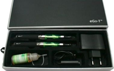 Jedna elektronická cigareta eGo-T 1100mAh s echomizérem