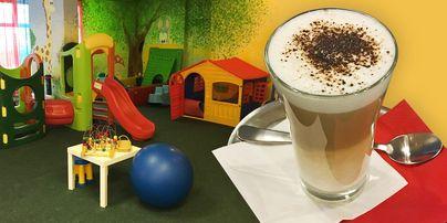 Kavárna Bambino s dětskou hernou