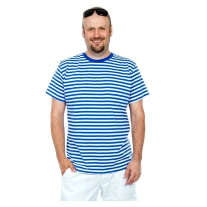 Námořnické tričko - M
