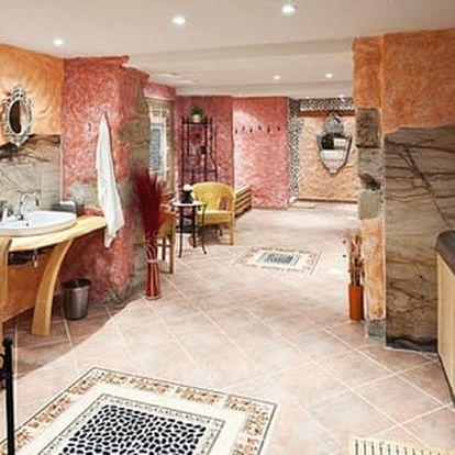 Romantický víkendový pobyt s gurmánskou polopenzí pro 2 osoby v Hotelu Grand Doksy i s možností neomezeného wellness