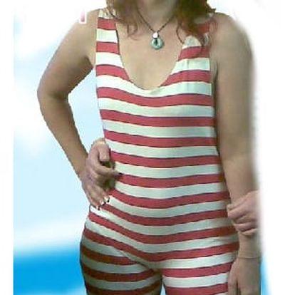 Retro plavky - dámské - M