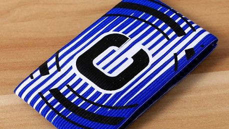 Kapitánské pásky na fotbal - 5 barev