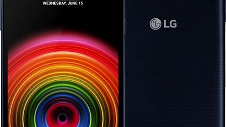 Telefon LG X Power (K220) s velkým displejem a 13 MP fotoaparátem