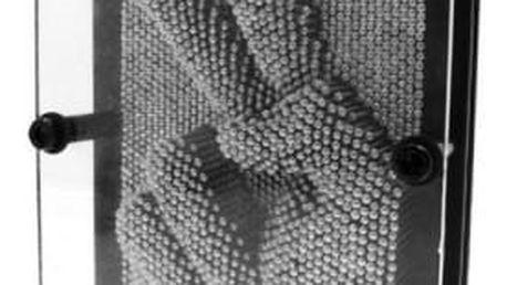 3D obrazce - ocelové otisky