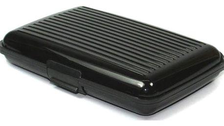 Praktická dokladovka Aluma Wallet - černá