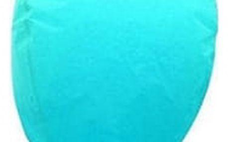 Lampion štěstí - čepice - modrá