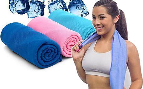 Chladicí ručník - Dopřejte si v létě mrazivé osvěžení!