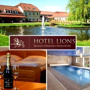 Romantický wellness pobyt v hotelu Lions