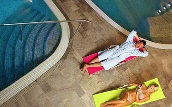 Beskydy s neomezeným wellness, masáží a polopenzí pro DVA ve 4* hotelu