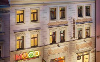 Praha - 4* Hotel Voyage: pobyt na 3-4 dny pro dva se snídaní. Možnost pobytu pro celou rodinu