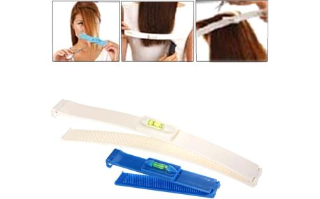 Praktické klipy pro rovné stříhání vlasů - 2 kusy - dodání do 2 dnů