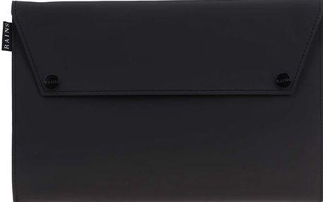 Černé pouzdro na tablet RAINS