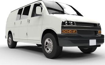 Ozonové čištění interiéru vozu nebo tepování extrakční metodou