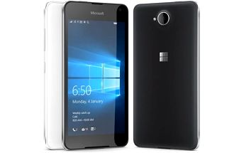Nokia Microsoft Lumia 650 DS Black