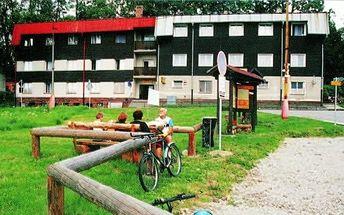 3 až 6denní pobyt pro 2 s polopenzí a wellness v hotelu Salivar na Šumavě