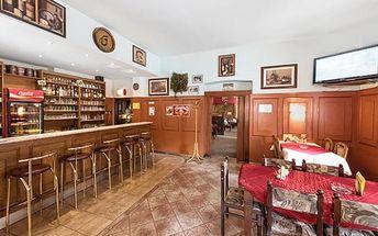 Praha - 3* Hotel Balkán na 2-4 dny pro dva vč. snídaní + možnost večeře, ochutnávky piva Primátor a sauny