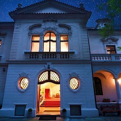 3denní pobyt se snídaněmi pro 2 v hotelu U Svatého Jana***+ v centru Prahy